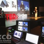 TEDxShinchon  Edge-blending Projection, Full HD EFP, Sound, Digital Translation System