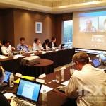 Skype based group VC