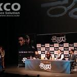 """""""응징자"""" Production Presentation with Sound & Projection Equip"""