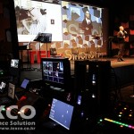 TEDxShinchon 8th Event - HD EFP, 5K Edge Blending Projection, Sound & Intercom System