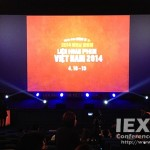 VIETNAM Film Festival / Projection, Audio & Visual Systems