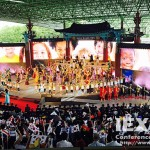 Silk Road Cultural Festival in Gyeongju 2015 - Opening Ceremony / RTS Intercom System