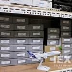 IEXCO TELEX Aviation Headset Storage