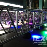 Lighning Design with Truss system