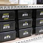 RTS TELEX Intercom Beltpack & Headset for Rental