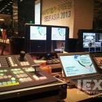 SELF ASIA 2013, HD EFP, Dual Screen Control, Digital Translation System