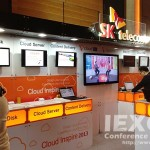 Multiple display equipment for exhibition booth