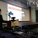 HD Video Conference between JEJU & UK