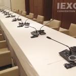 Wireless Delegate Unit & BOSCH Digital Receiver