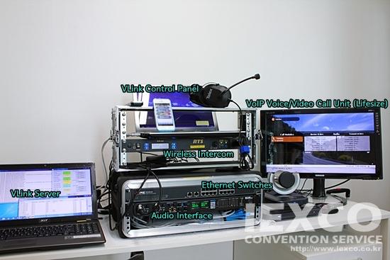 RTS VLink Matrix Intercom