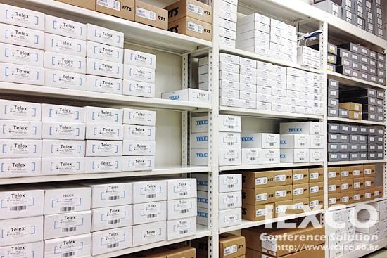 IEXCO Storage for RTS / TLELEX Headset for Aviation & Intercom
